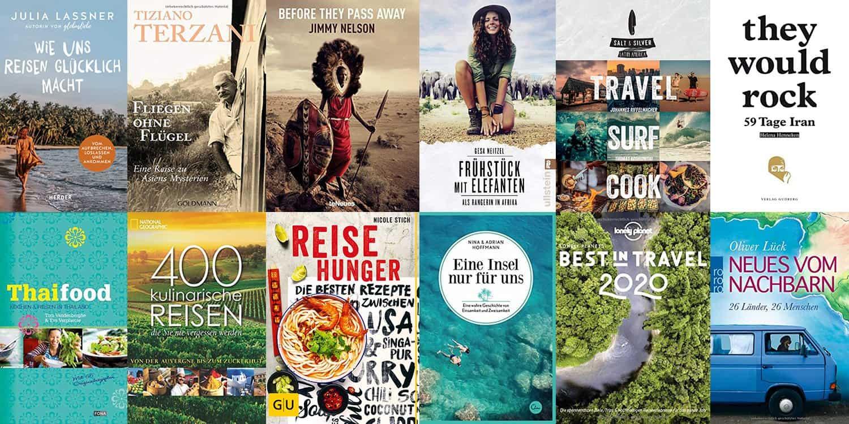 Die besten 31 Reisebücher – Bücher rund ums Reisen