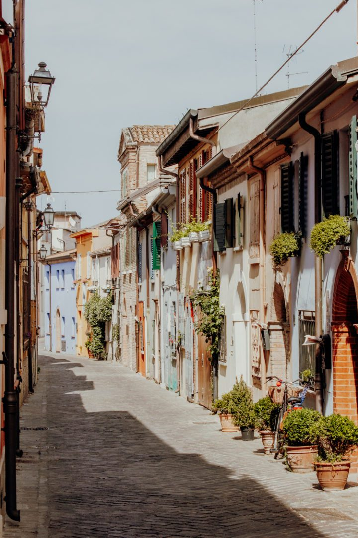 Rimini, Emilia Romagna – Italien