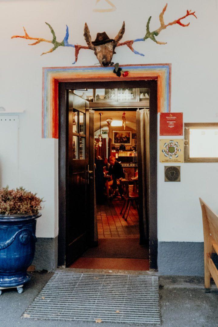 Triangel Restaurant Salzburg