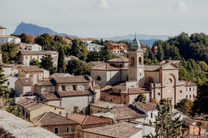 Verucchio, Emilia Romagna – Italien