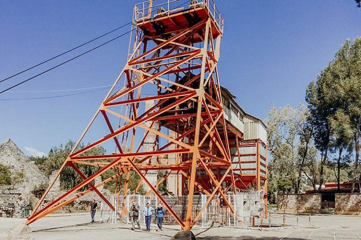 Die Minen von Guanajuato