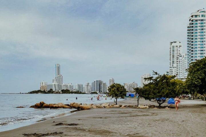 Die Playa de Castillo Grande