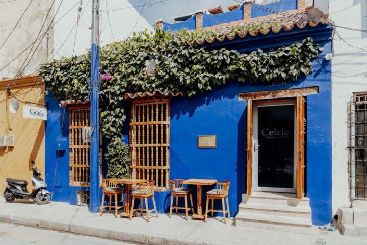 Restaurante Celele by Proyecto Caribe Lab Cartagena