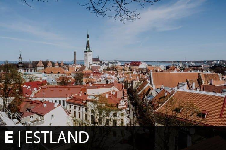 Reiseziel Estland