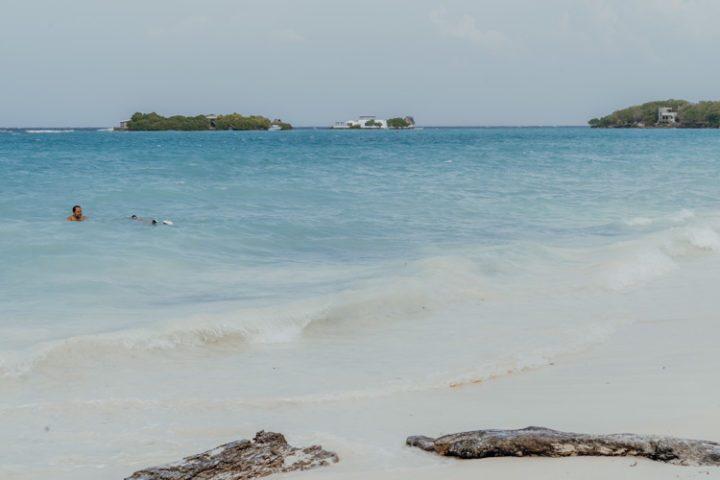 Playa Libre – Isla Grande – Islas del Rosarios – Kolumbien