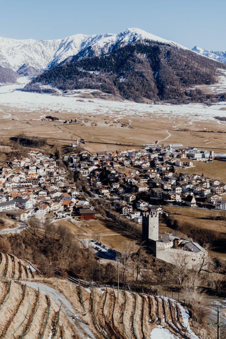 Kloster Marienberg Burgeis Vinschgau Südtirol