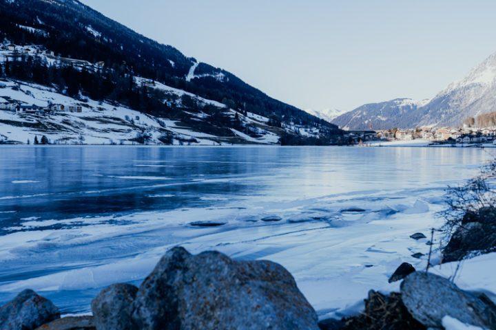 Haidersee Vinschgau Südtirol