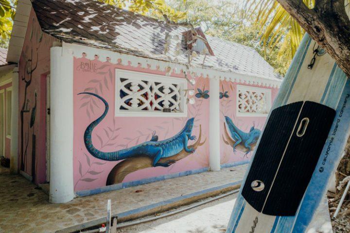 Isla Grande Hostel Tipp – Secreto Barefoot Luxury Hostel