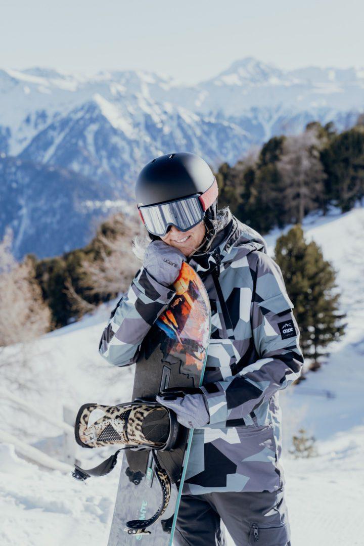 Das Skigebiet Schöneben - Haideralm Vinschgau