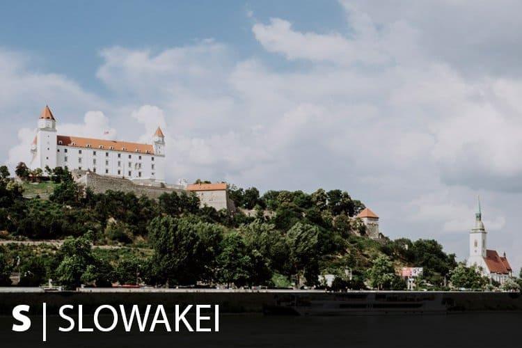 Reiseziel Slowakei