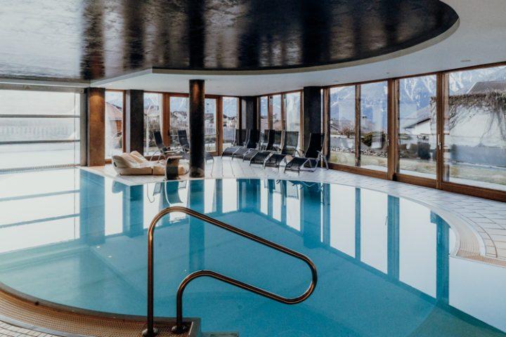 Spa & Wellness im Hotel Weisses Kreuz Burgeis Vinschgau