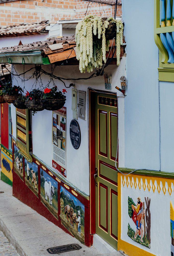 Guatape – die bunteste Stadt Kolumbiens
