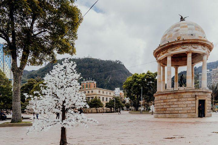 La Candelaria – der historische Stadtkern Bogotás