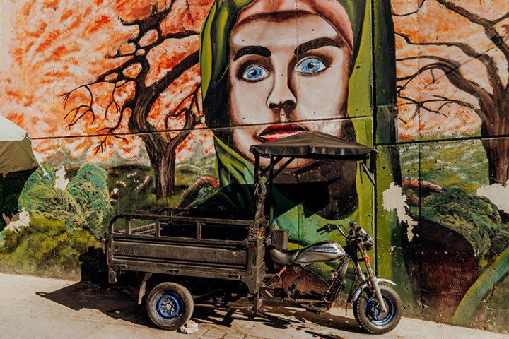 Street Art in Medellín – Eine Tour durch die Comuna 13 – Kolumbien