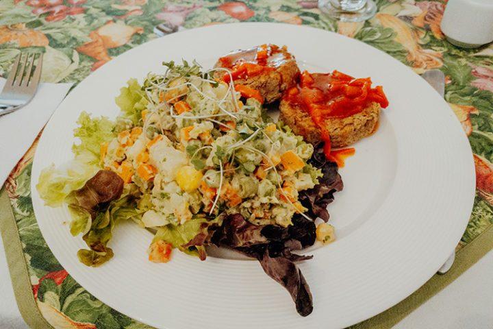 Restaurant Quinua y Amaranto Bogota Kolumbien