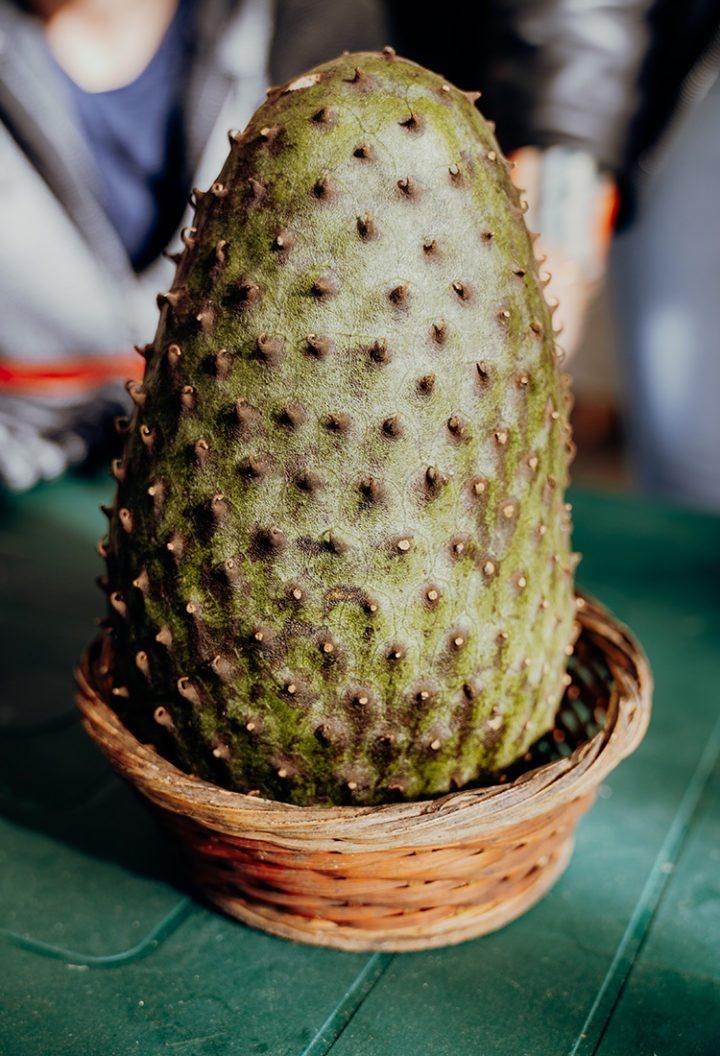 Essen in Kolumbien – tropische Früchte