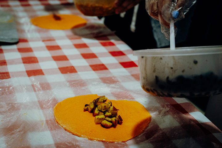 Empanadas selber machen in Bogota