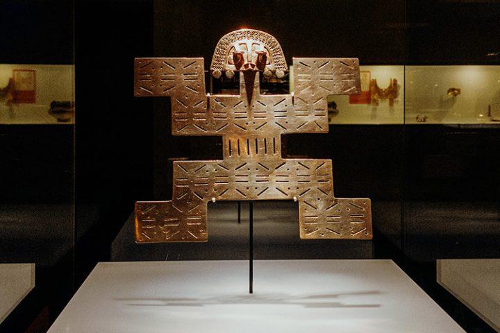 Das Museo del Oro – goldige Zeiten im Goldmuseum von Bogota