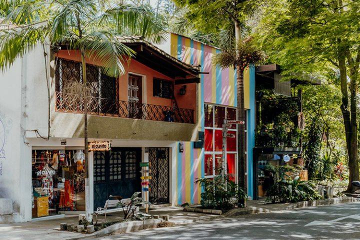 El Poblado Medellin Kolumbien
