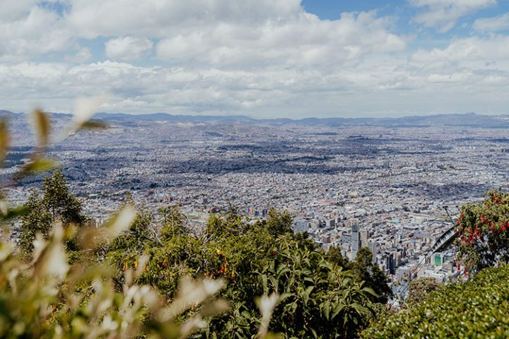 Der Cerro de Monserrate – das Wahrzeichen von Bogotá