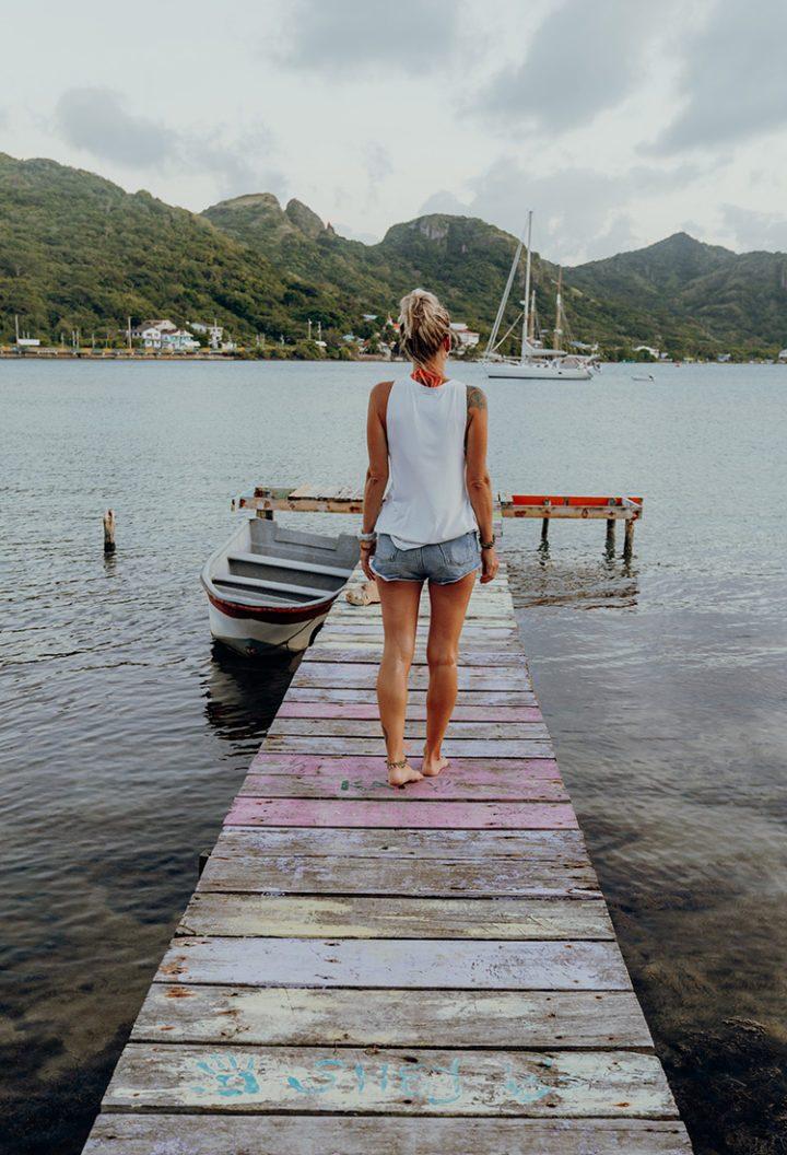 Santa Catalina Providencia Kolumbien