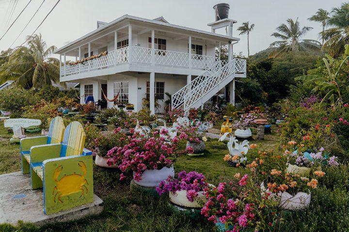 Posada Sunshine Paradise Providencia Kolumbien