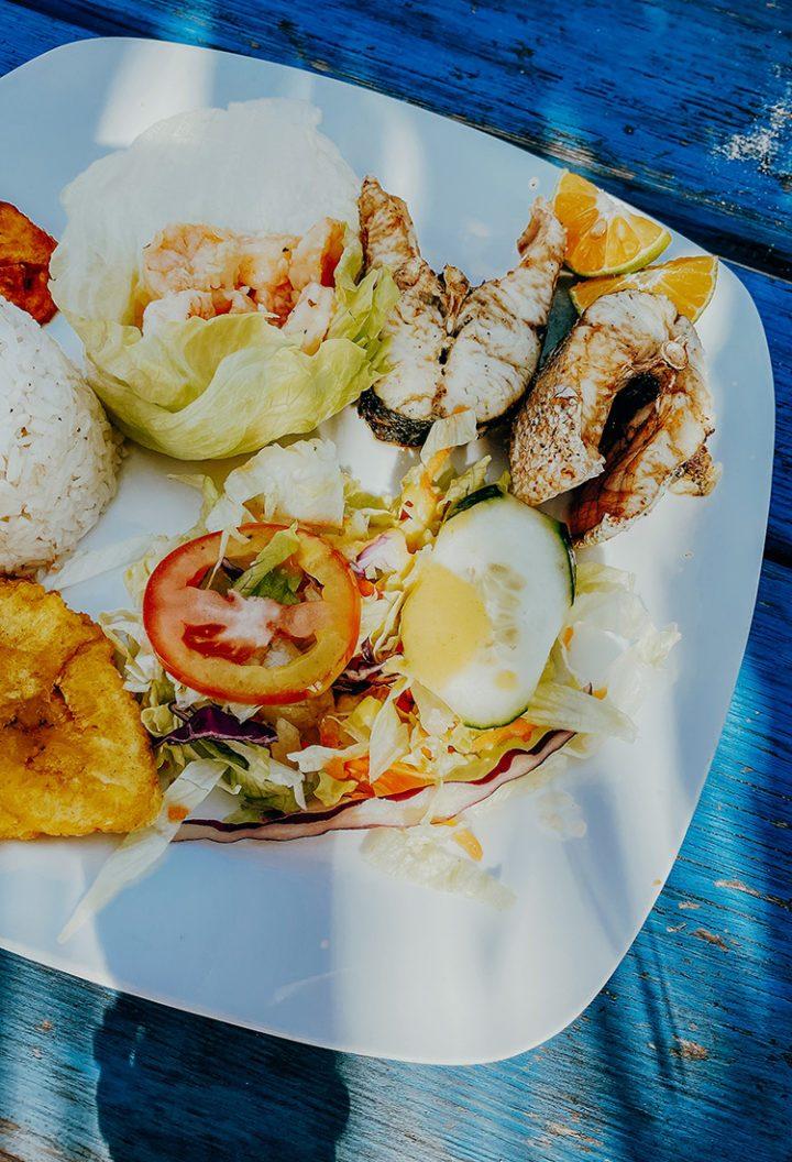 Arturo Newbell Restaurant Providencia Kolumbien