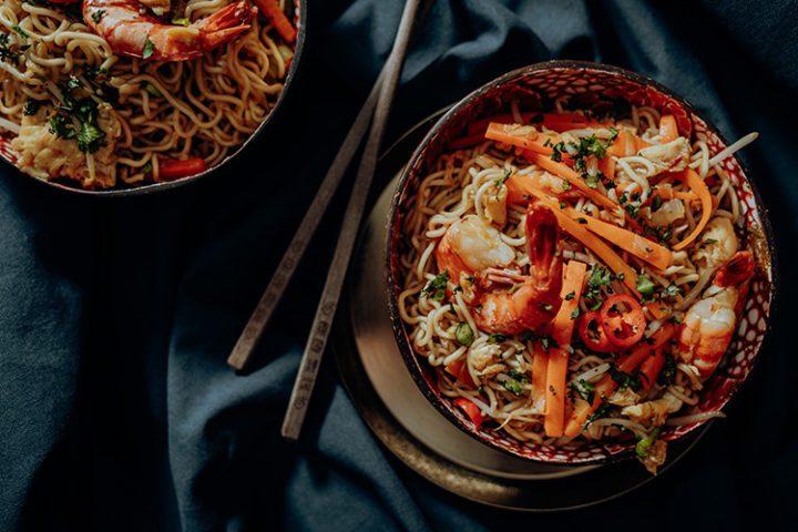 Mie Goreng – Rezept für gebratene Nudeln aus Indonesien