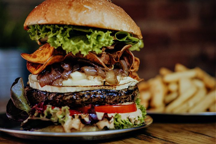 Die schönsten Restaurants & Cafés in Nürnberg: Hempels Burger