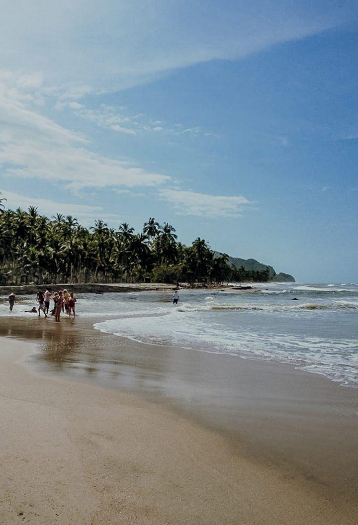 Tipps für die schönsten Reiseziele in Kolumbien: Palomino – Hippie Flair und einsame Strände