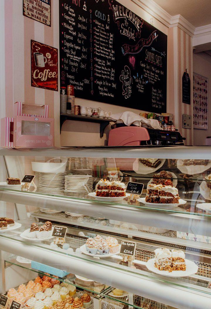 Die schönsten Restaurants & Cafés in Nürnberg: SANDYBEL sweets & more