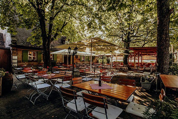 Die schönsten Restaurants & Cafés in Nürnberg: bierwerk charakterbiergut