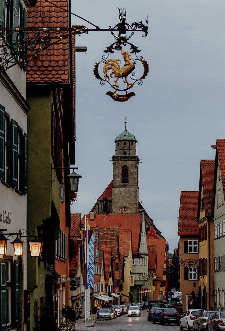 Urlaub in Bayern – Dinkelsbühl