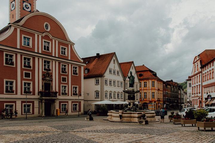 Urlaub in Bayern – Eichstätt
