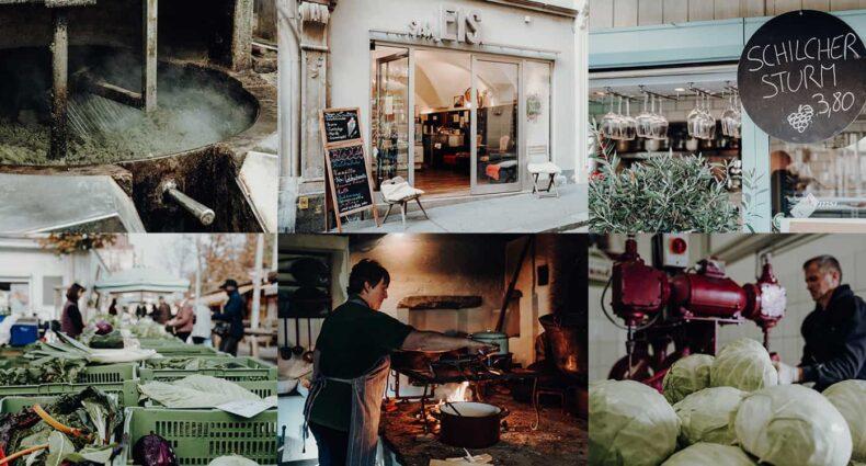 Essen in Graz – 9 Steirische Spezialitäten, die Du kosten solltest