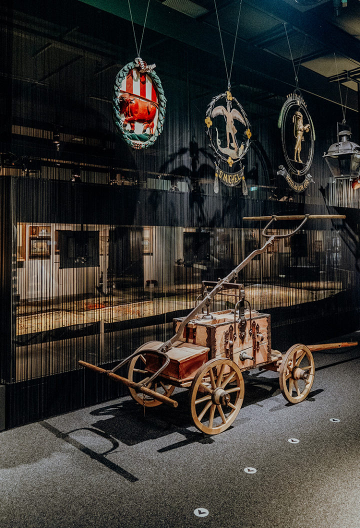 Mache einen Spaziergang durch Bulle und besuche das Gruyère Museum