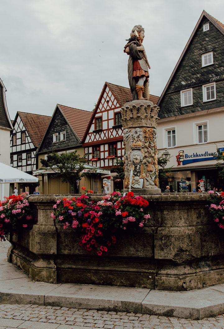 Urlaub in Bayern – Kulmbach