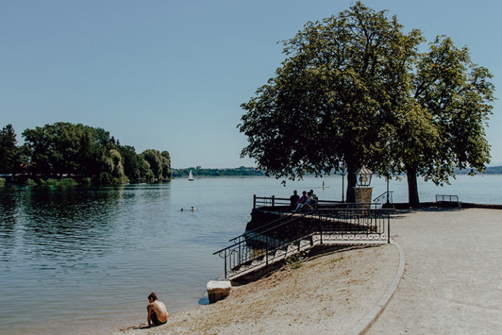 Urlaub in Bayern – Waging am See