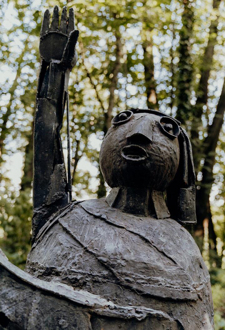 Skulpturengarten-Runde
