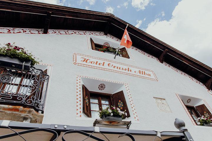 Restorant Crusch Alba Scuol Engadin