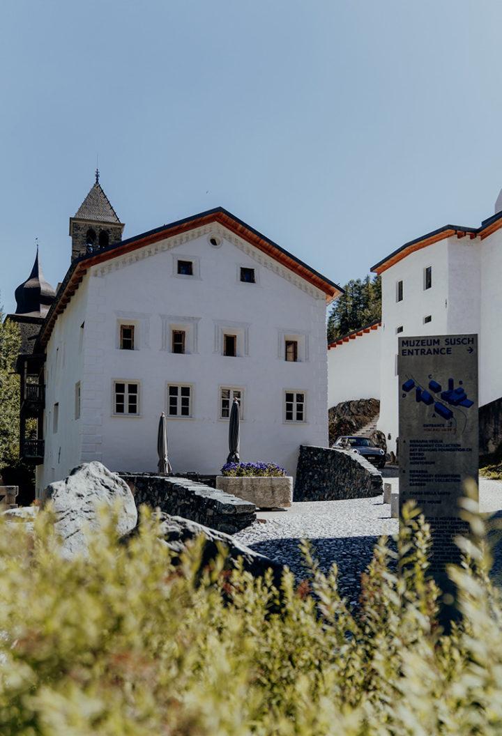 Muzeum Susch Unterengadin Graubünden