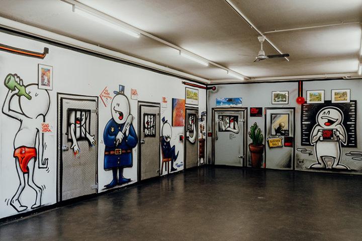 Museum auf Zeit in Linz