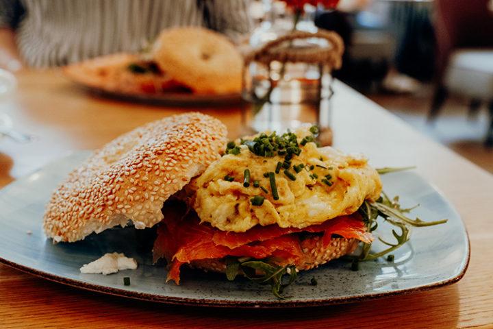 Café Bohne in Linz