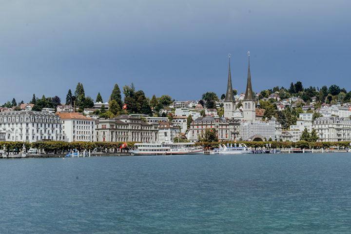 Luzern – Das Tor zur Zentralschweiz