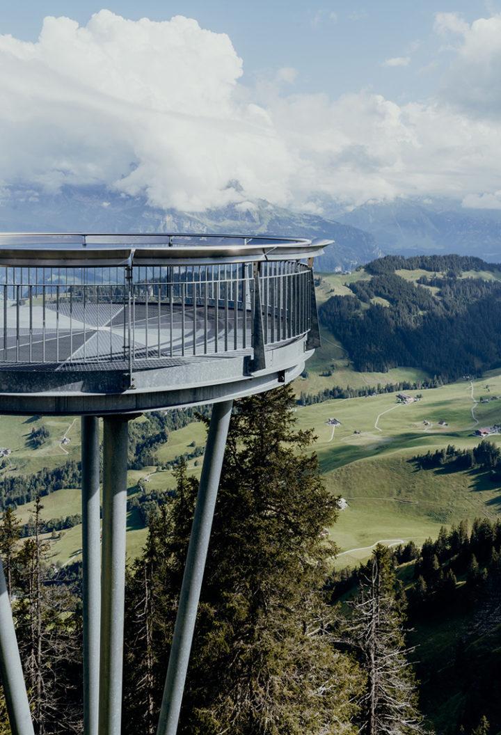 Aussichtsplattform am Stanserhorn