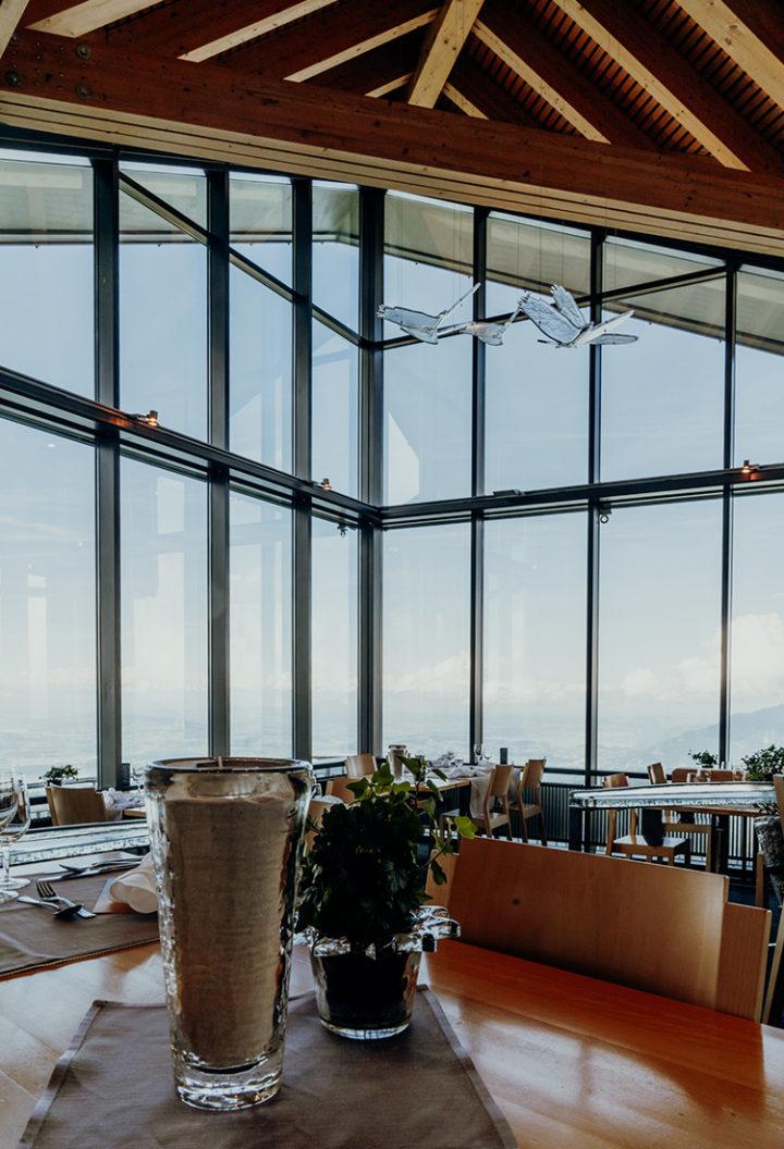Das Randorama Restaurant am Stanserhorn
