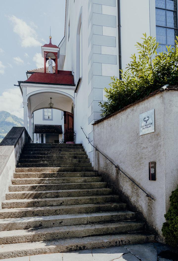 Das Culinarium Alpinum – Heimat für das kulinarische Erbe der Alpen