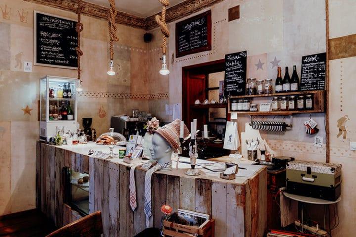Cafés & Restaurants in Berlin – Dobedo