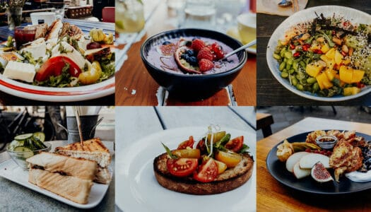 Die 16 besten Cafés & Restaurants in Berlin
