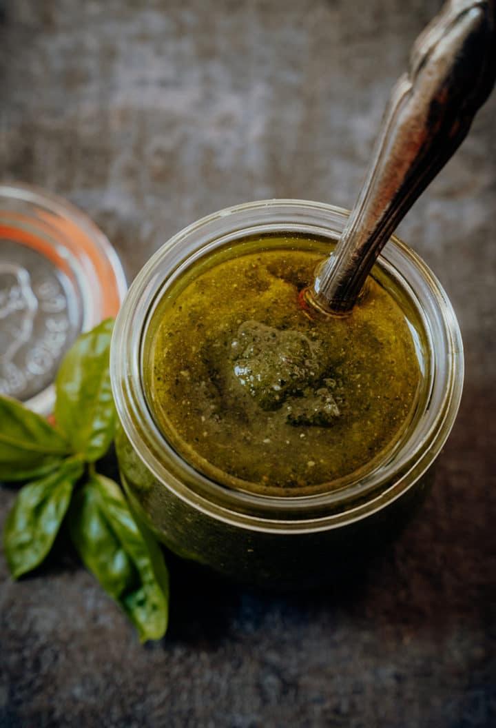 Pesto alla Genovese – Basilikumpesto selber machen